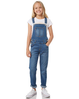WEST LAKE KIDS GIRLS LEVI'S PLAYSUITS + OVERALLS - 37341-0020