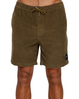 CADET GREEN MENS CLOTHING RVCA SHORTS - R181315CADGR
