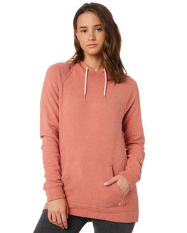 MAUVE WOMENS CLOTHING VOLCOM JUMPERS - B3111801MVE