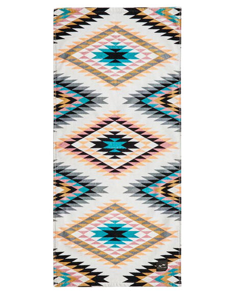 OFF WHITE WOMENS ACCESSORIES SLOWTIDE TOWELS - ST185OWHT