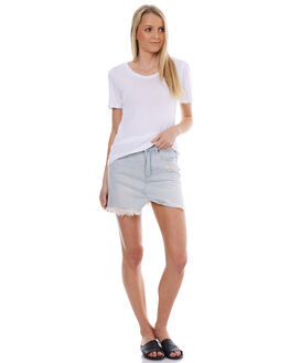 WHITE WASH WOMENS CLOTHING THE HIDDEN WAY SKIRTS - H8174470WHW