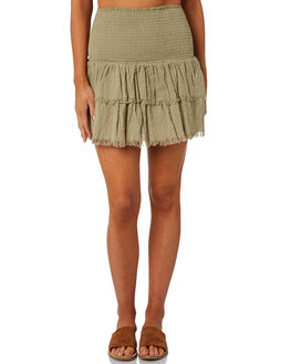 SAGE WOMENS CLOTHING BILLABONG SKIRTS - 6582525S12