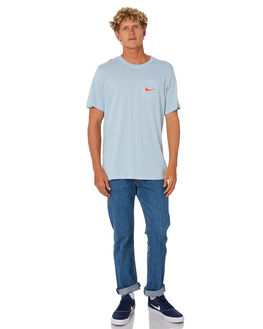 ARMORY BLUE MENS CLOTHING NIKE TEES - CD2099440