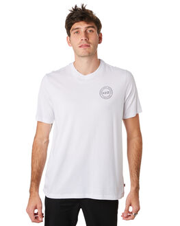 BRIGHT WHITE MENS CLOTHING HERSCHEL SUPPLY CO TEES - 50027-00391BRWHT