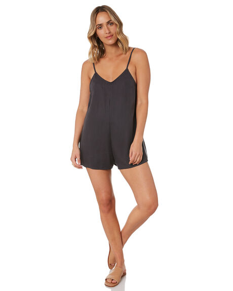 BLUE GRAPHITE WOMENS CLOTHING RUSTY PLAYSUITS + OVERALLS - MCL0338-BHG
