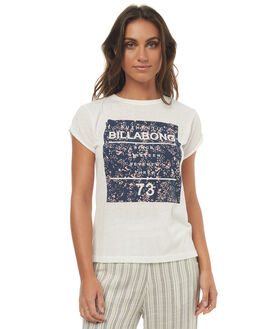 COOL WHIP WOMENS CLOTHING BILLABONG TEES - 6572011CWP