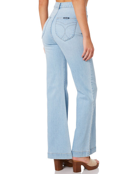 TASH BLUE WOMENS CLOTHING ROLLAS JEANS - 131204576