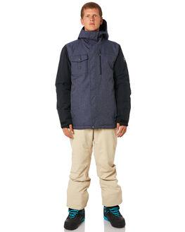 DRESS BLUES BOARDSPORTS SNOW QUIKSILVER MENS - EQYTJ03193BTK0