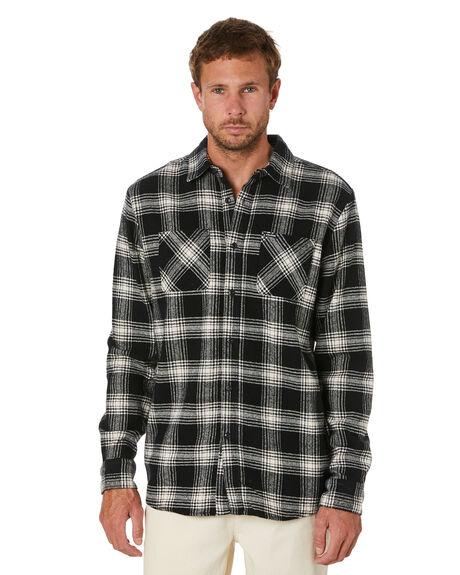 NEW BLACK MENS CLOTHING VOLCOM SHIRTS - A0531904NBK