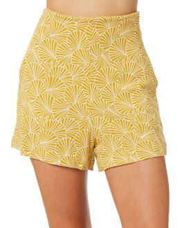 DECO GOLD WOMENS CLOTHING SAINT HELENA SHORTS - SH18SU993DECO