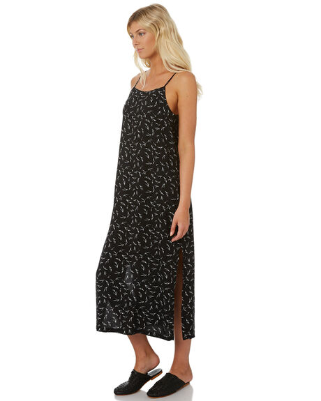 BLACK OUTLET WOMENS SWELL DRESSES - S8188447BLACK