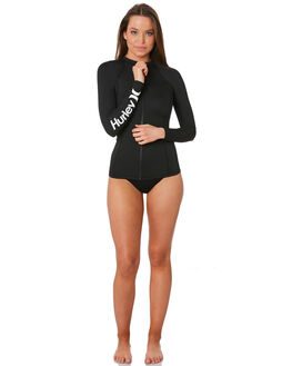 BLACK BOARDSPORTS SURF HURLEY WOMENS - CJ9654-010BLK
