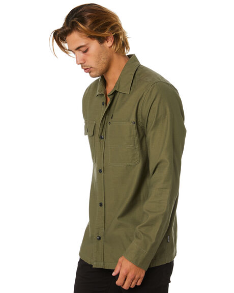 ARMY COMBO MENS CLOTHING VOLCOM SHIRTS - A0541901ARC