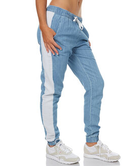 CHAMBRAY WOMENS CLOTHING SWELL PANTS - S8173194CHAM