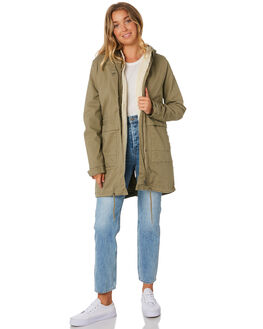 PRAIRIE WOMENS CLOTHING RUSTY JACKETS - JKL0372PRA