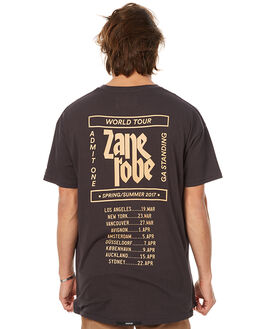SMOKE MENS CLOTHING ZANEROBE TEES - 124-RISESMOKE
