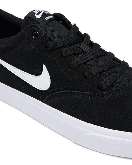 BLACK WHITE MENS FOOTWEAR NIKE SNEAKERS - CT3463-001
