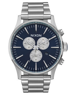BLUE SUNRAY MENS ACCESSORIES NIXON WATCHES - A3861258