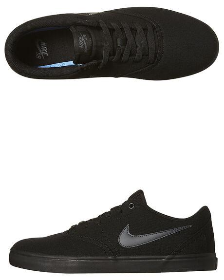 BLACK ANTHRACITE MENS FOOTWEAR NIKE SNEAKERS - SS843896-002M
