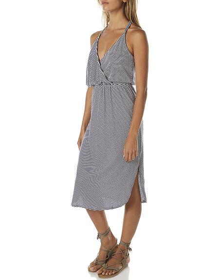 PERSIAN BLUE WOMENS CLOTHING BILLABONG DRESSES - 6575472PBLU