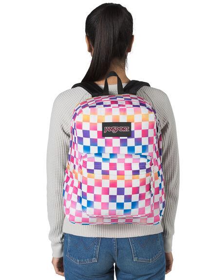 CHECK IT KIDS GIRLS JANSPORT BAGS + BACKPACKS - JS0A4QUEJS73P