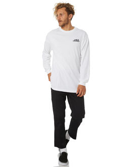 WHITE MENS CLOTHING GOOD WORTH TEES - THG1831WHITE