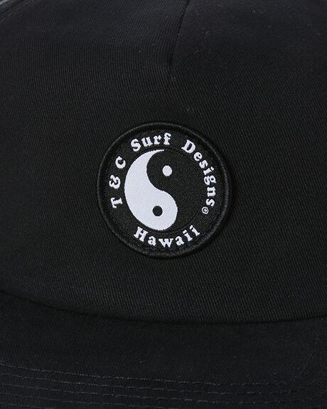 BLACK BLACK MENS ACCESSORIES TOWN AND COUNTRY HEADWEAR - THW110BBKBK