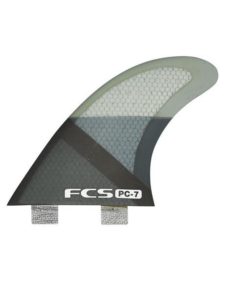 SMOKE SLICE BOARDSPORTS SURF FCS FINS - PC07-137-00-RSMKSL1