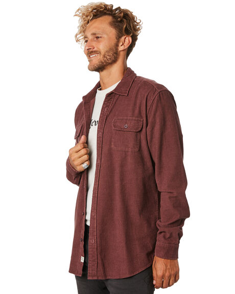DIRTY PORT MENS CLOTHING THE CRITICAL SLIDE SOCIETY SHIRTS - LS1818DPORT