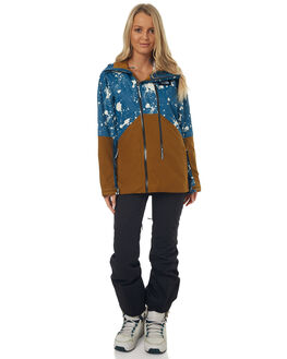 MULTI BOARDSPORTS SNOW THE NORTH FACE WOMENS - NF0A333MYCUMULTI