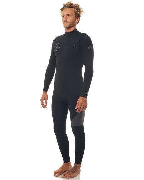 BLACK JET BLACK BOARDSPORTS SURF QUIKSILVER MENS - EQYW103042XKKK