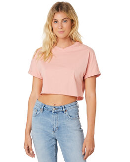 SALMON WOMENS CLOTHING THE PEOPLE VS TEES - AW19W079SAL