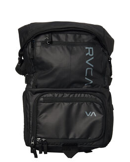 BLACK MENS ACCESSORIES RVCA BAGS + BACKPACKS - R373452BLK
