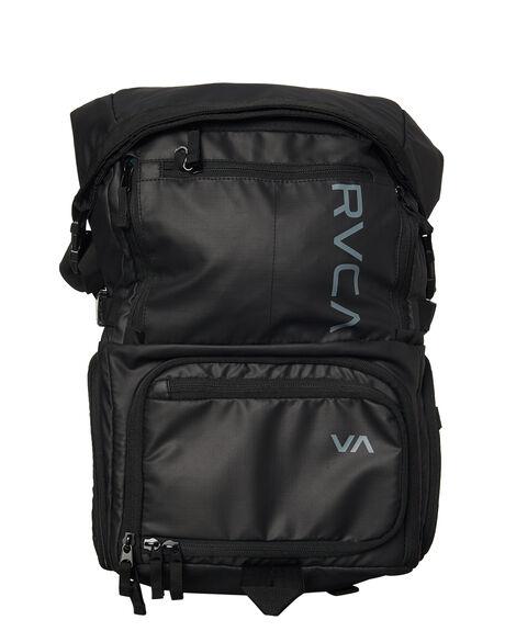 BLACK MENS ACCESSORIES RVCA BAGS - R373452BLK