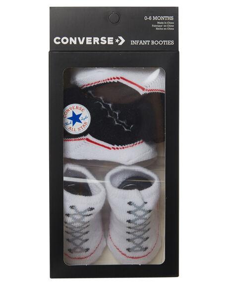 BLACK KIDS BOYS CONVERSE FOOTWEAR - RLC0001BLK