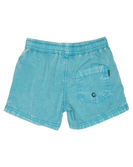 GREEN KIDS BOYS ST GOLIATH SHORTS - 2821022GRN