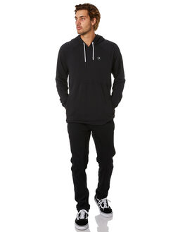 BLACK MENS CLOTHING HURLEY JUMPERS - CJ5762010