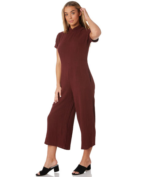 PLUM OUTLET WOMENS THE BARE ROAD PLAYSUITS + OVERALLS - 992041-04PLU