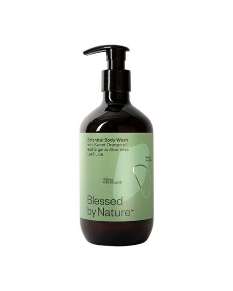 NATURAL HOME + BODY BODY BLESSED BY NATURE SKINCARE - BBN112