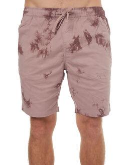 MAUVE CLOUD MENS CLOTHING KATIN SHORTS - WSPATS17MCLO