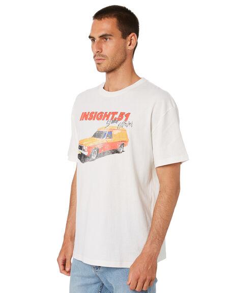 WHITE MENS CLOTHING INSIGHT TEES - 5000005128WHT