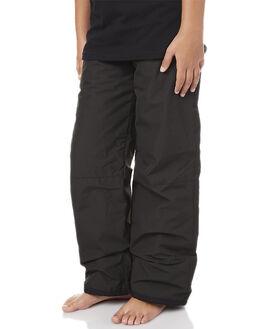 BLACK SNOW OUTERWEAR BILLABONG PANTS - Z6PB01BLACK