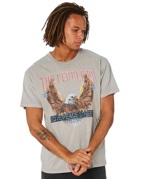 CEMENT MENS CLOTHING THE PEOPLE VS TEES - AW21M005CMNT