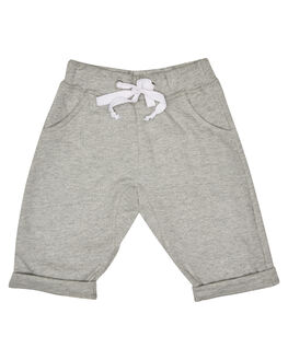 GREY MARLE FRENCH OUTLET KIDS SWEET CHILD OF MINE CLOTHING - SP18FAMESHRTGRY