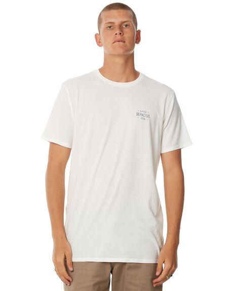 NATURAL MENS CLOTHING DEPACTUS TEES - D5184002NATRL