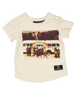CREAM KIDS BABY ROCK YOUR BABY CLOTHING - BGT1932-FSCREAM