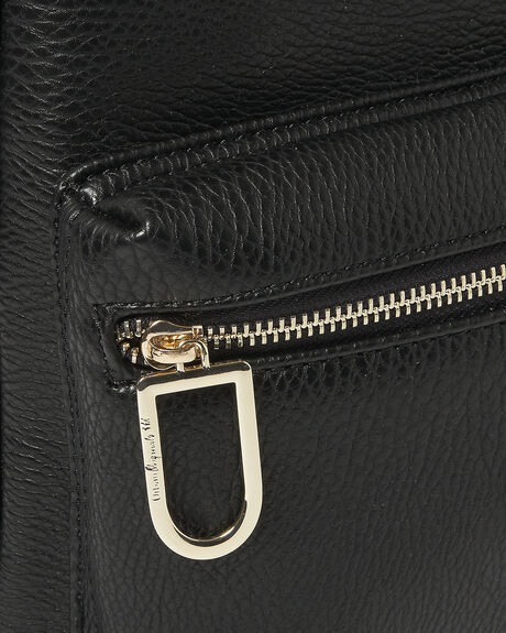 BLACK WOMENS ACCESSORIES URBAN ORIGINALS BAGS + BACKPACKS - 51-5000BLK