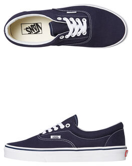 NAVY MENS FOOTWEAR VANS SKATE SHOES - SSVN-0EWZNVYM