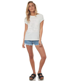 SEA BLEACH WOMENS CLOTHING BILLABONG TEES - 6572004SBH