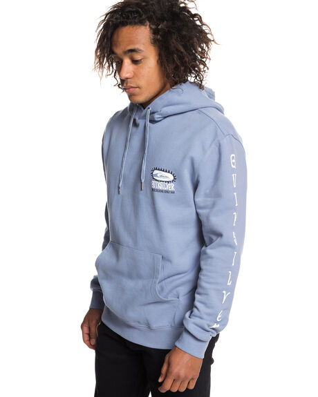 STONE WASH MENS CLOTHING QUIKSILVER JUMPERS - EQYFT03963-BKJ0
